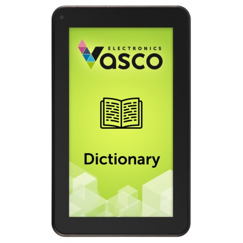 Vasco Dictionary Reacondicionado