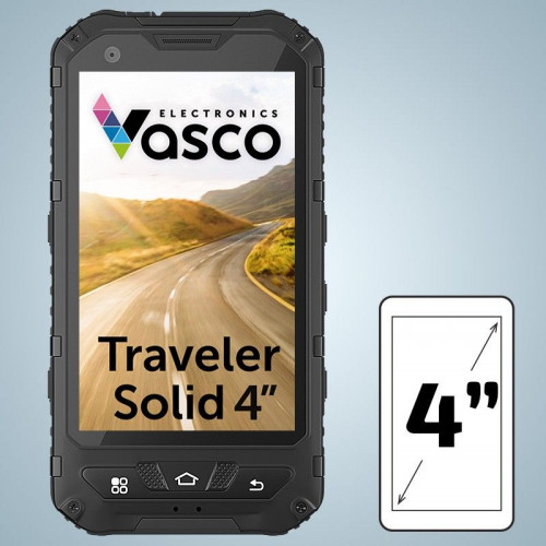Vasco Traveler Solid 4""
