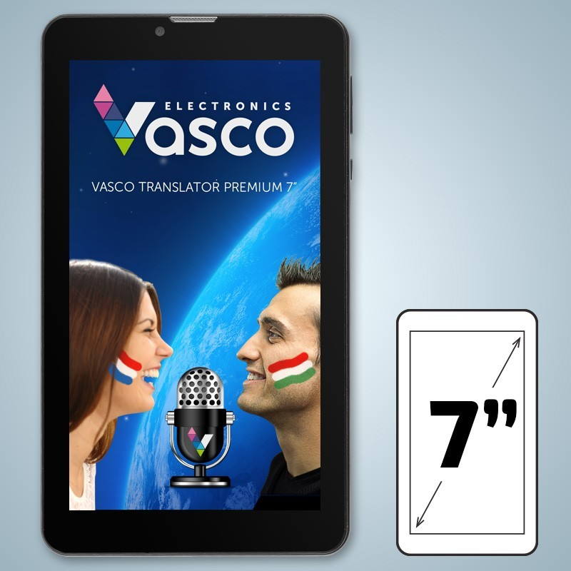 "Vasco Translator Premium 7"" Reacondicionado"
